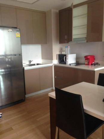 BKKMOVE Agency's 51sqm. Stylish, Luxury 1 bedroom condo for rent at Siri @ sukhumvit 6