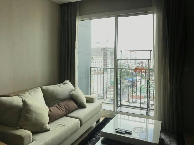 BKKMOVE Agency's 51sqm. Stylish, Luxury 1 bedroom condo for rent at Siri @ sukhumvit 10