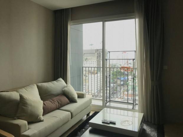 BKKMOVE Agency's 51sqm. Stylish, Luxury 1 bedroom condo for rent at Siri @ sukhumvit 13