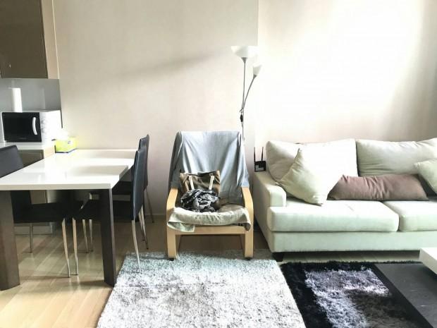 BKKMOVE Agency's 51sqm. Stylish, Luxury 1 bedroom condo for rent at Siri @ sukhumvit 14