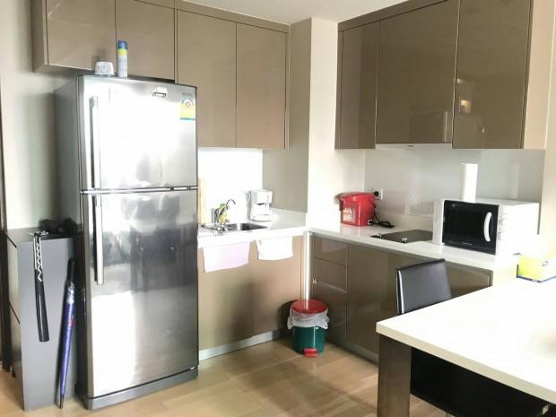 BKKMOVE Agency's 51sqm. Stylish, Luxury 1 bedroom condo for rent at Siri @ sukhumvit 17