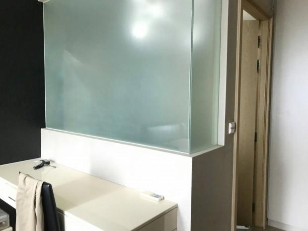 BKKMOVE Agency's 51sqm. Stylish, Luxury 1 bedroom condo for rent at Siri @ sukhumvit 19