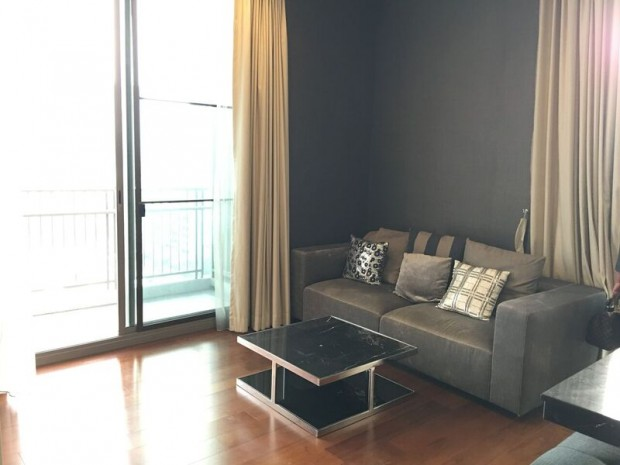 BKKMOVE Agency's Quattro by Sansiri Convenient Beautiful fully furnished great view and openness 85.2 sqm 2 bedrooms 2 bathrooms for rent/sale Well price!! 2