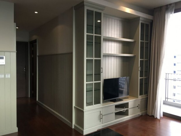 BKKMOVE Agency's Quattro by Sansiri Convenient Beautiful fully furnished great view and openness 85.2 sqm 2 bedrooms 2 bathrooms for rent/sale Well price!! 1
