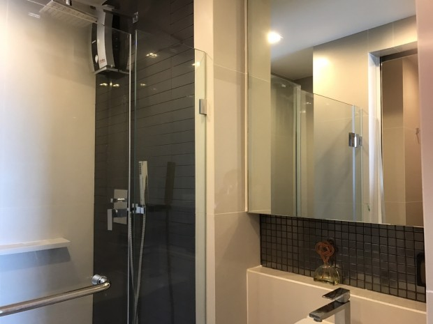 BKKMOVE Agency's Rhythm Sukhumvit 50 35.17sqm. 1 bedroom 1 bathroom ready to move in fullly furnished north view for rent! 2