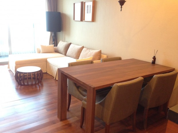 BKKMOVE Agency's Ashton morph38 58sqm 2 bed 2 bath fully furnished Ready to move in for rent!! 4