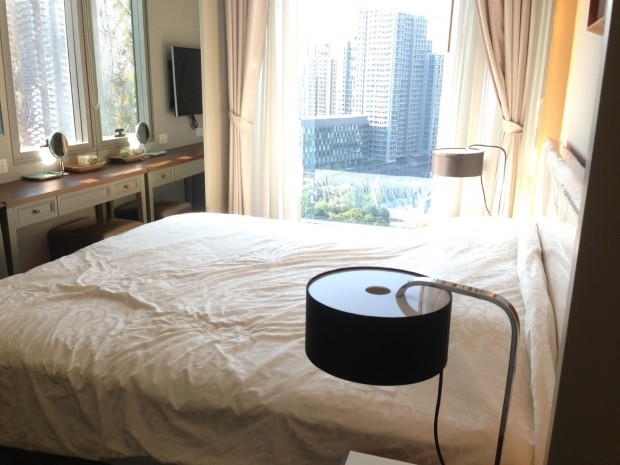 BKKMOVE Agency's Ashton morph38 58sqm 2 bed 2 bath fully furnished Ready to move in for rent!! 11