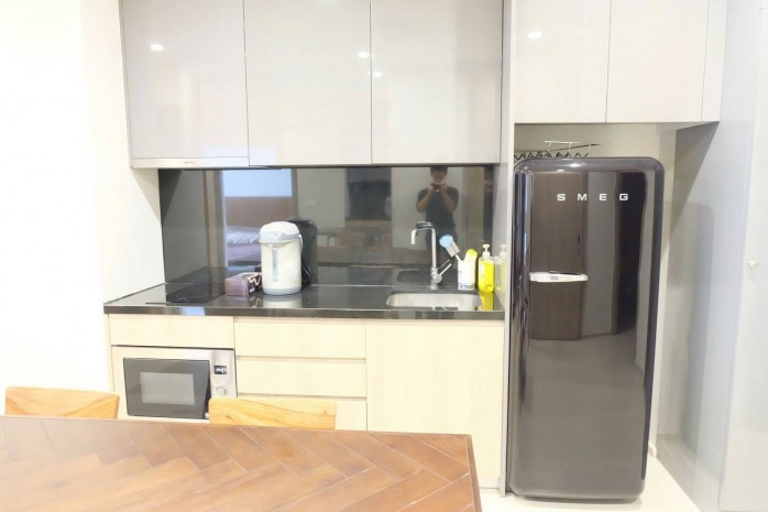 BKKMOVE Agency's Noble Ploenchit Spacious Convenient Beautiful fully furnished 75.45 sqm  2 bedroom 2 bathroom ready to move in for rent well price!! 1