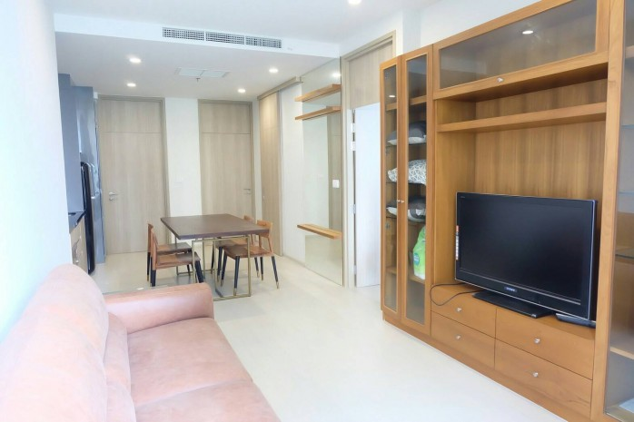 BKKMOVE Agency's Noble Ploenchit Spacious Convenient Beautiful fully furnished 75.45 sqm  2 bedroom 2 bathroom ready to move in for rent well price!! 8