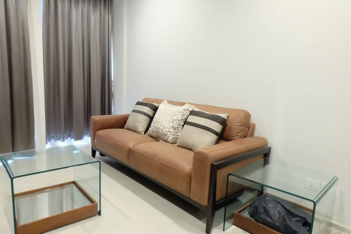 BKKMOVE Agency's Noble Ploenchit Spacious Convenient Beautiful fully furnished 75.45 sqm  2 bedroom 2 bathroom ready to move in for rent well price!! 6