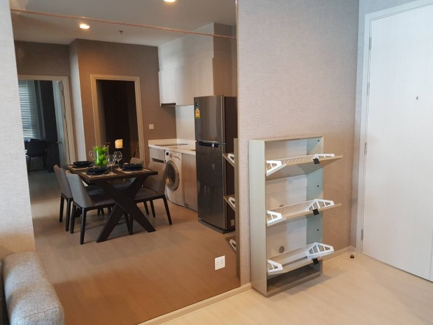 BKKMOVE Agency's Life Sukhumvit 48 47 sqm 2 bedroom 2 bedroom Corner unit with unobstructed views Great facilities Available now for rent!! 2