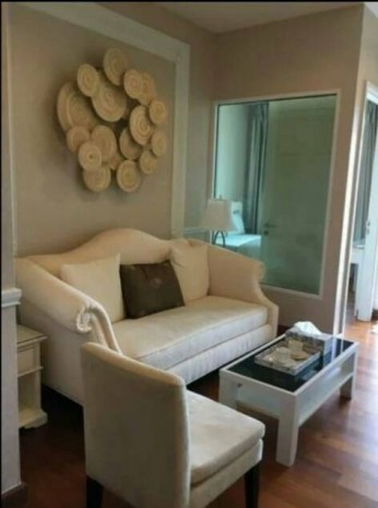 BKKMOVE Agency's Ivy Sathorn 41 sqm 1 bedroom 1 bathroom ready to move in fully furnished for rent!! 1