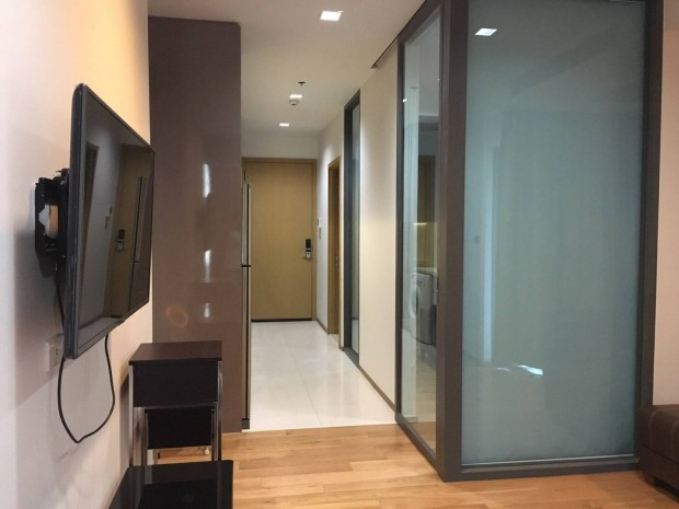 BKKMOVE Agency's Hyde Sukhumvit 13 Brandnew never lived  46 sqm 1 bed 1 bath fully furnished ready to move in for rent well price!! 2