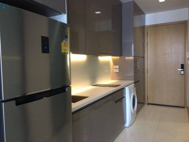 BKKMOVE Agency's Hyde Sukhumvit 13 Brandnew never lived  46 sqm 1 bed 1 bath fully furnished ready to move in for rent well price!! 1