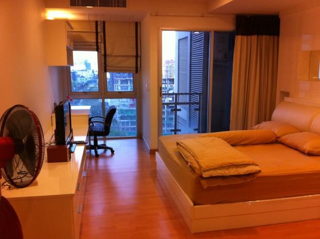 BKKMOVE Agency's Nusasiri Ekkamai  Convenient Beautiful  Studio 42 sqm 1 bedroom 1 bathroom fully furnished for rent !! 4
