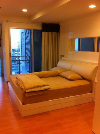 BKKMOVE Agency's Nusasiri Ekkamai  Convenient Beautiful  Studio 42 sqm 1 bedroom 1 bathroom fully furnished for rent !! 1
