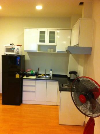 BKKMOVE Agency's Nusasiri Ekkamai  Convenient Beautiful  Studio 42 sqm 1 bedroom 1 bathroom fully furnished for rent !! 5