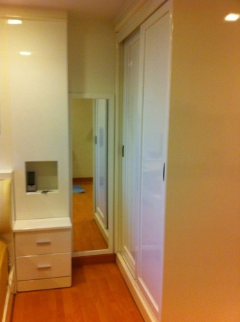 BKKMOVE Agency's Nusasiri Ekkamai  Convenient Beautiful  Studio 42 sqm 1 bedroom 1 bathroom fully furnished for rent !! 2