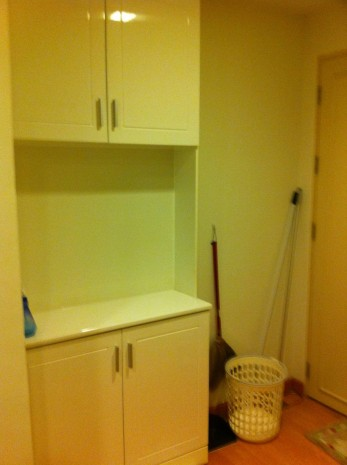 BKKMOVE Agency's Nusasiri Ekkamai  Convenient Beautiful  Studio 42 sqm 1 bedroom 1 bathroom fully furnished for rent !! 3