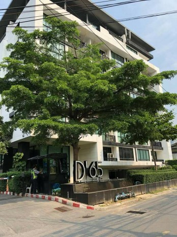 BKKMOVE Agency's D 65 condo Convenient 35 sqm 1 bedroom 1 bathroom ready to move in fully furnished for rent Good price!! 6