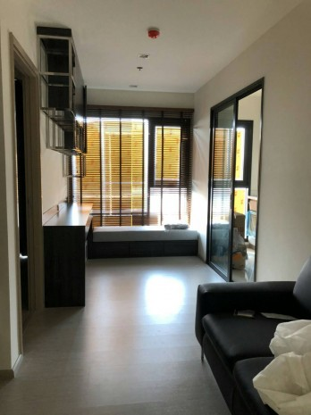 BKKMOVE Agency's Rhythm Sukhumwit 36-38 Classic luxury convenient Beautiful fully furnished ready to move 33 sqm. 1 bedroom 1 bathroom for rent well price!! 3