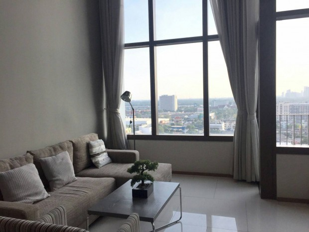 BKKMOVE Agency's The Emporio Place 72 sqm 1 bedroom 1 bathroom ready to move in fully furnished for rent Well price!! 3