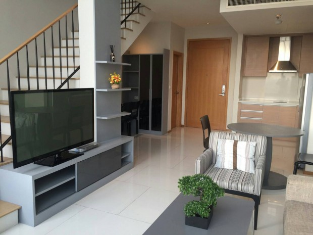 BKKMOVE Agency's The Emporio Place 72 sqm 1 bedroom 1 bathroom ready to move in fully furnished for rent Well price!! 14