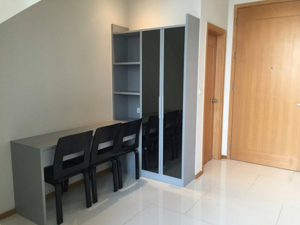 BKKMOVE Agency's The Emporio Place 72 sqm 1 bedroom 1 bathroom ready to move in fully furnished for rent Well price!! 1