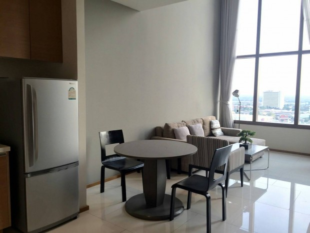 BKKMOVE Agency's The Emporio Place 72 sqm 1 bedroom 1 bathroom ready to move in fully furnished for rent Well price!! 2