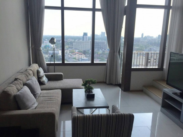 BKKMOVE Agency's The Emporio Place 72 sqm 1 bedroom 1 bathroom ready to move in fully furnished for rent Well price!! 6