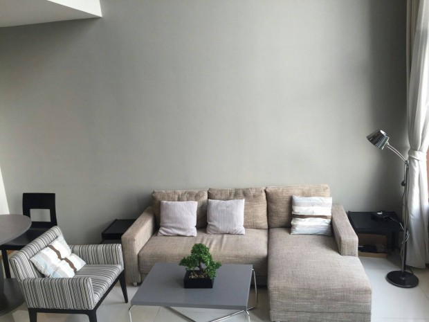 BKKMOVE Agency's The Emporio Place 72 sqm 1 bedroom 1 bathroom ready to move in fully furnished for rent Well price!! 4