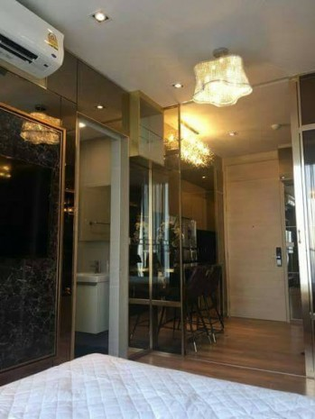 BKKMOVE Agency's Park 24 Cozy convenient One bedroom 29 sqm for rent Good price!! 2