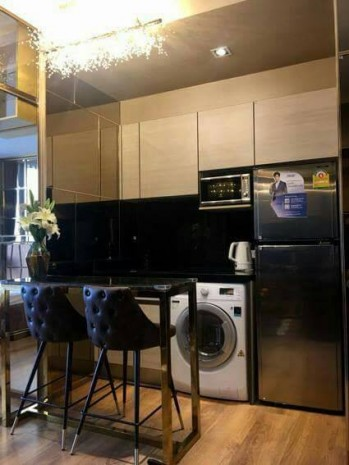 BKKMOVE Agency's Park 24 Cozy convenient One bedroom 29 sqm for rent Good price!! 8