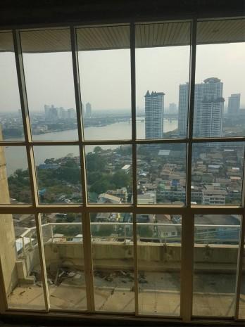 BKKMOVE Agency's Watermark Chaophraya River PH bldg B  bareshell Sale sqm 130,000 7