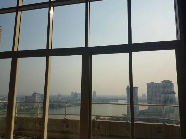 BKKMOVE Agency's Watermark Chaophraya River PH bldg B  bareshell Sale sqm 130,000 1
