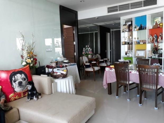 BKKMOVE Agency's Watermark Chaophraya River Condo, high floor 97sqm 2 bedroom 2 bathroom for rent/sale well price! 5