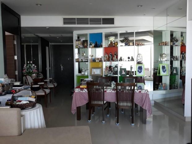 BKKMOVE Agency's Watermark Chaophraya River Condo, high floor 97sqm 2 bedroom 2 bathroom for rent/sale well price! 4