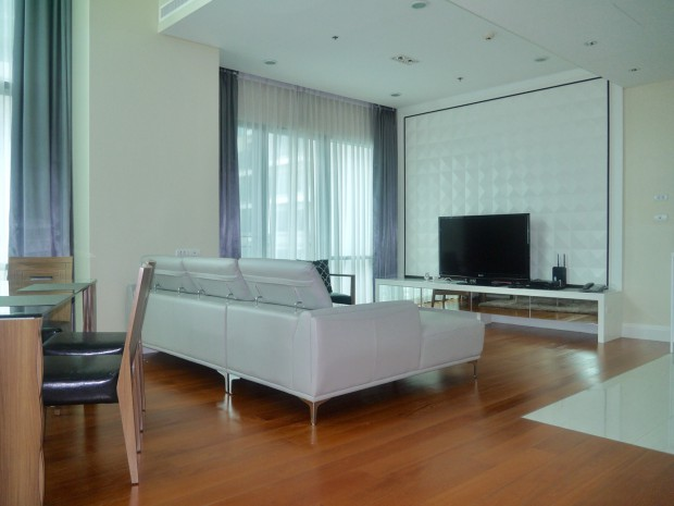 BKKMOVE Agency's 179.57sqm High Rise, Nice 3 Bedrooms Duplex Condo to let at Bright Sukhumvit 24 17