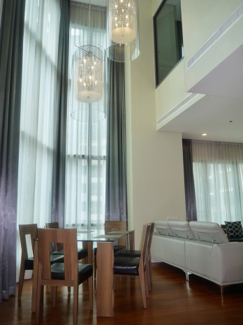BKKMOVE Agency's 179.57sqm High Rise, Nice 3 Bedrooms Duplex Condo to let at Bright Sukhumvit 24 13