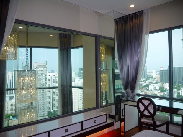 BKKMOVE Agency's 179.57sqm High Rise, Nice 3 Bedrooms Duplex Condo to let at Bright Sukhumvit 24 4