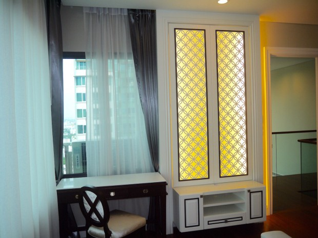BKKMOVE Agency's 179.57sqm High Rise, Nice 3 Bedrooms Duplex Condo to let at Bright Sukhumvit 24 5