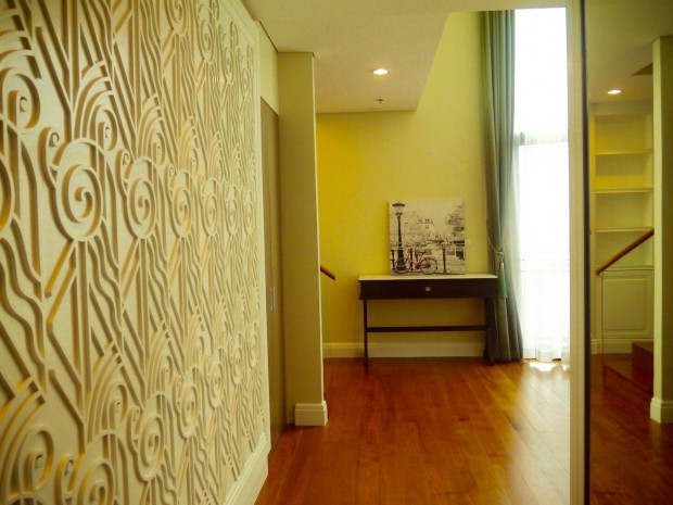 BKKMOVE Agency's 179.57sqm High Rise, Nice 3 Bedrooms Duplex Condo to let at Bright Sukhumvit 24 3