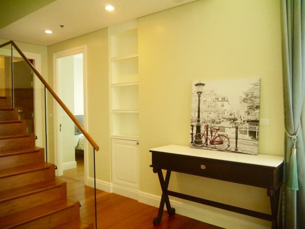 BKKMOVE Agency's 179.57sqm High Rise, Nice 3 Bedrooms Duplex Condo to let at Bright Sukhumvit 24 2