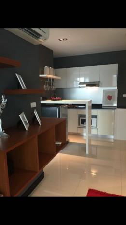 BKKMOVE Agency's 40sqm Low Rise, Nice One Bedroom Condo to rent and sale at Voque Sukhumvit 16 6