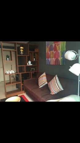 BKKMOVE Agency's 40sqm Low Rise, Nice One Bedroom Condo to rent and sale at Voque Sukhumvit 16 7